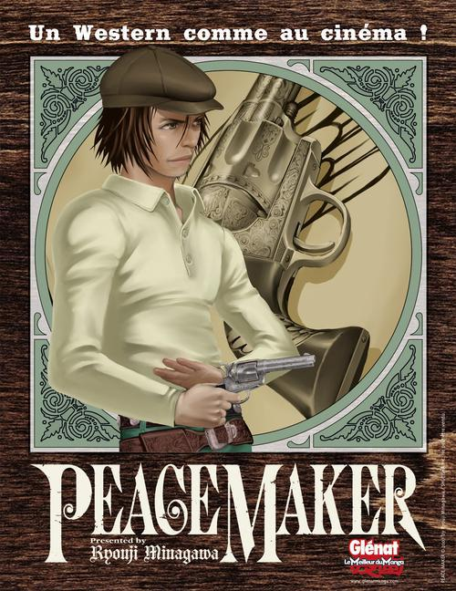 PEACEMAKER - PACK TOME 1 ET TOME 2