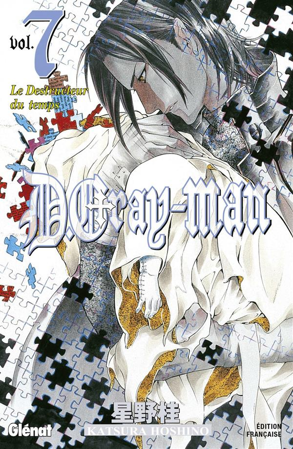 D.GRAY-MAN - EDITION ORIGINALE - TOME 07