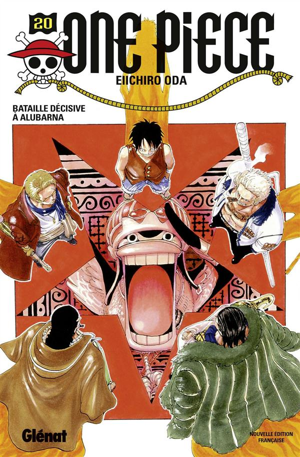 ONE PIECE - EDITION ORIGINALE - TOME 20