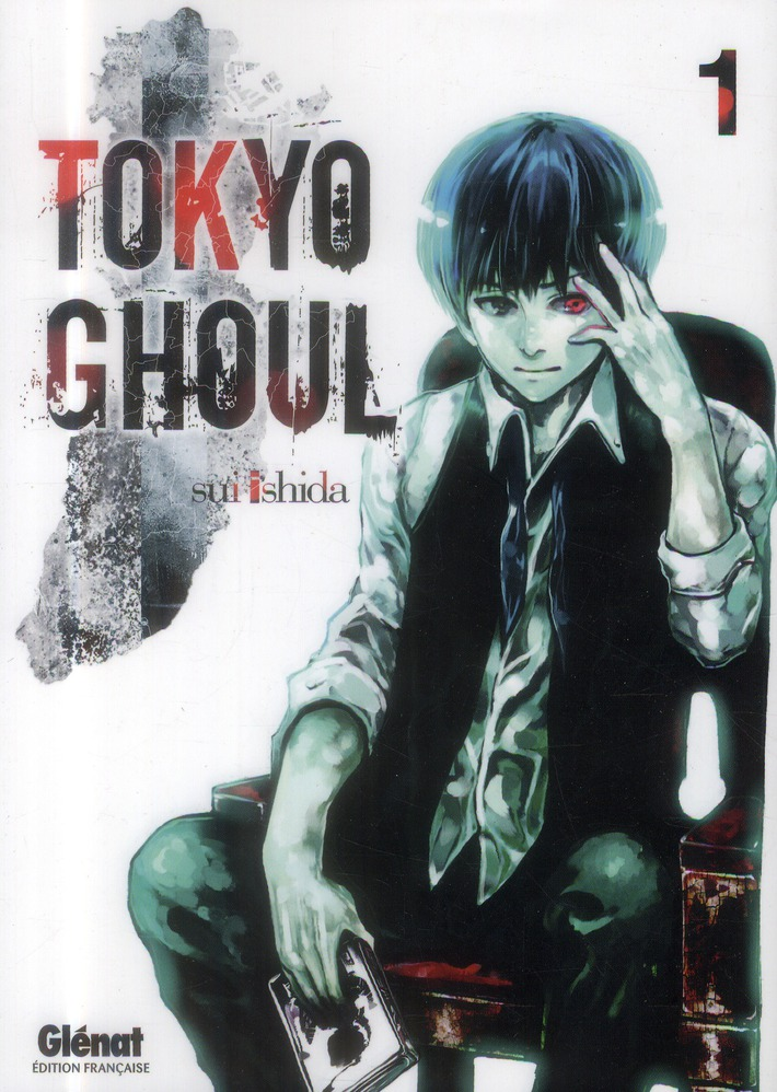 TOKYO GHOUL - TOME 01