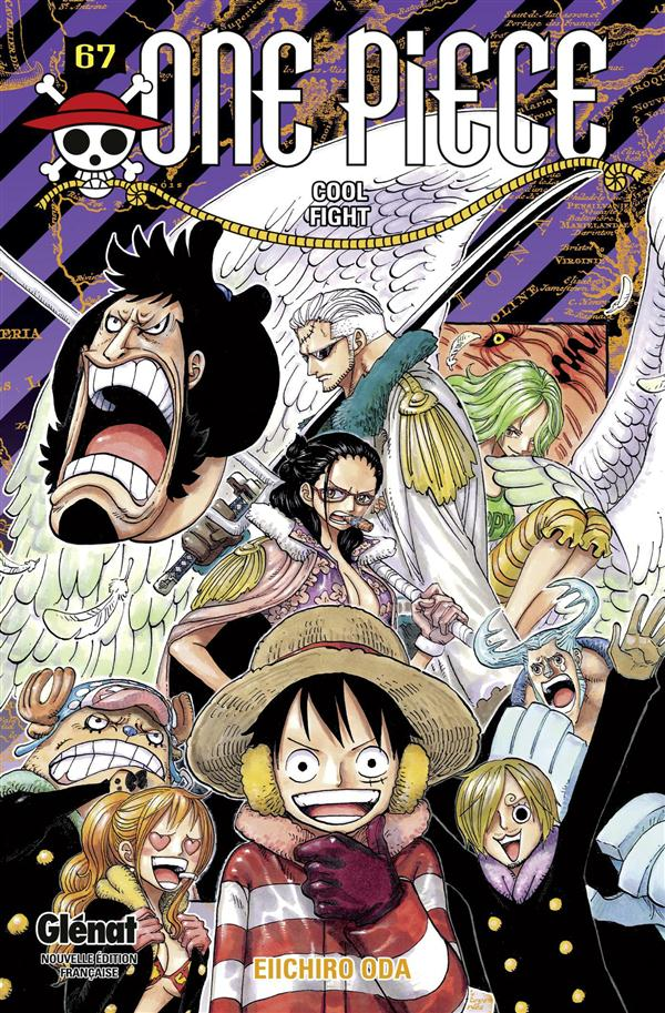 ONE PIECE - EDITION ORIGINALE - TOME 67 - COOL FIGHT