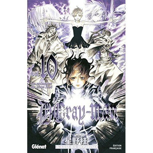 D.GRAY-MAN - EDITION ORIGINALE - TOME 10