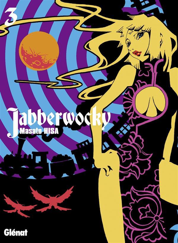 JABBERWOCKY - TOME 03