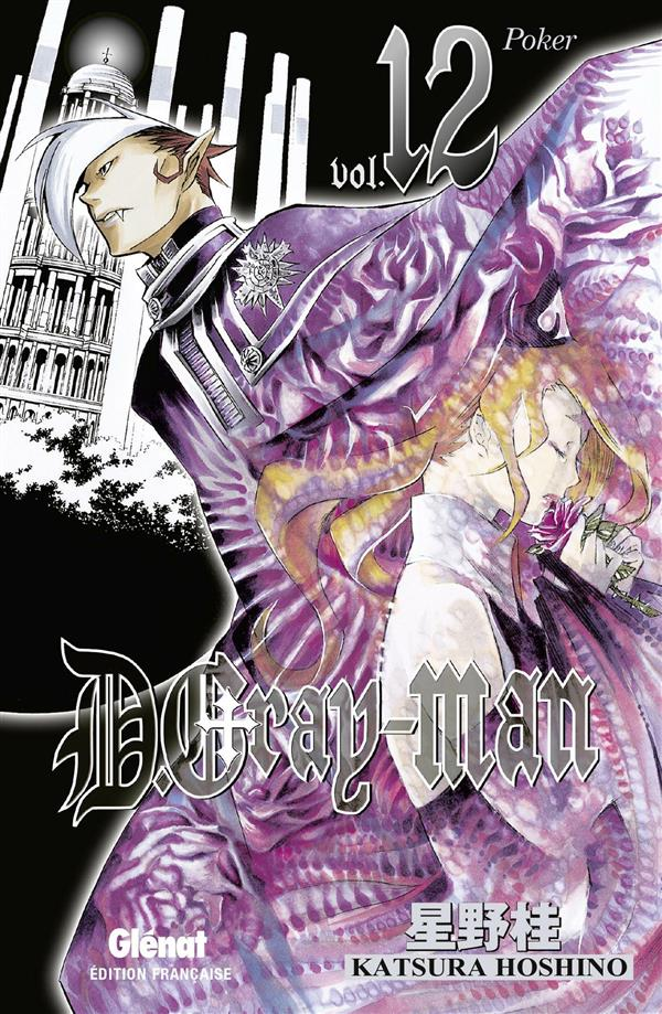 D.GRAY-MAN - EDITION ORIGINALE - TOME 12
