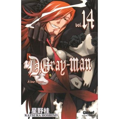 D.GRAY-MAN - EDITION ORIGINALE - TOME 14 - A LEUR RETOUR...