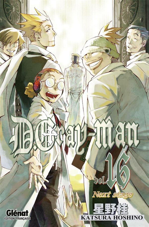 D.GRAY-MAN - EDITION ORIGINALE - TOME 16 - NEXT STAGE