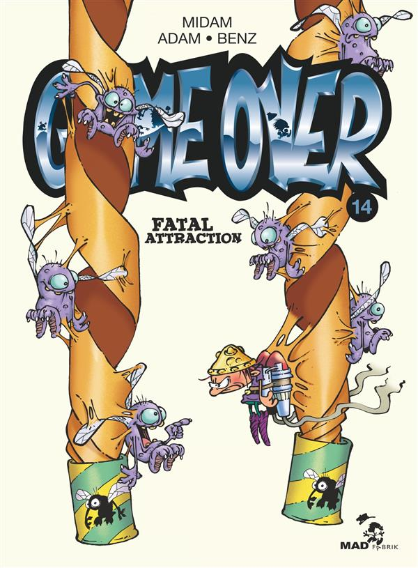 GAME OVER - TOME 14 - FATAL ATTRACTION