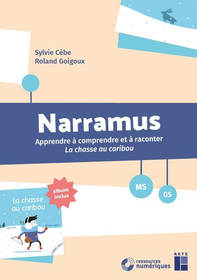 NARRAMUS : LA CHASSE AU CARIBOU MS-GS + CD-ROM + ALBUM