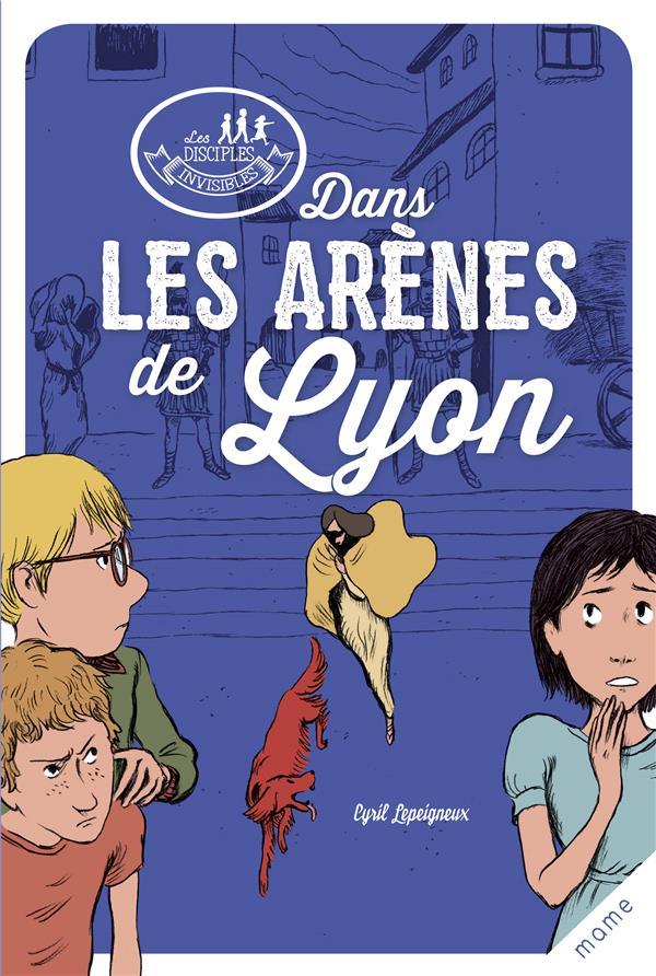 DANS LES ARENES DE LYON