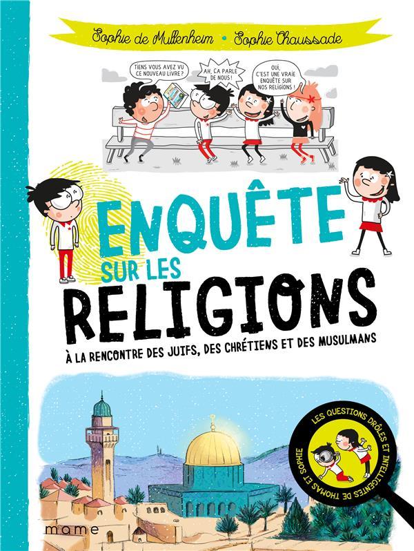 ENQUETE SUR LES RELIGIONS