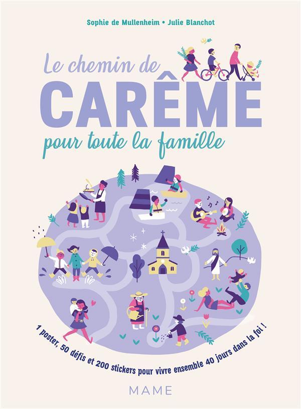 LE CHEMIN DE CAREME POUR TOUTE LA FAMILLE