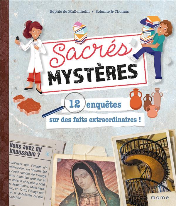 SACRES MYSTERES