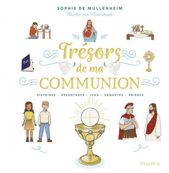 TRESORS DE MA COMMUNION