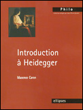 INTRODUCTION A HEIDEGGER