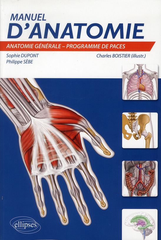MANUEL D'ANATOMIE UE5 ANATOMIE GENERALE PROGRAMME DE PACES