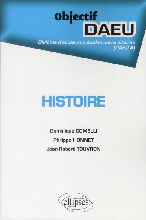 HISTOIRE DAEU A
