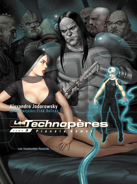 LES TECHNOPERES T03