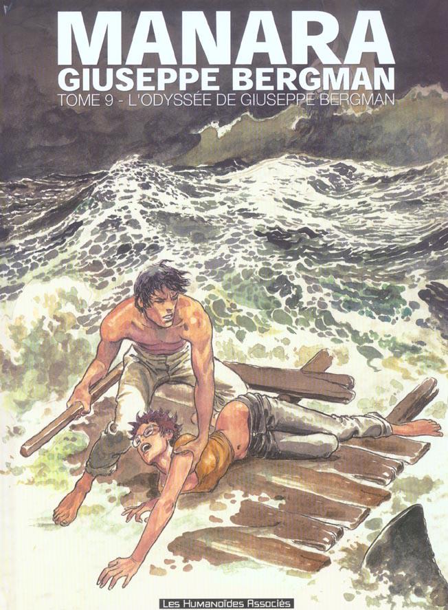 L ODYSSEE DE GUISEPPE BERGMAN T09