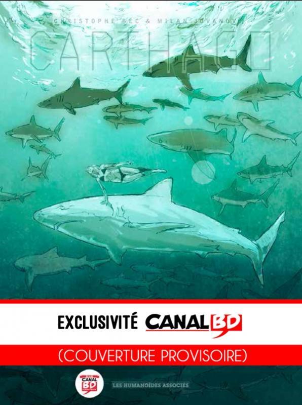 CARTHAGO - CANAL BD 20 ANS