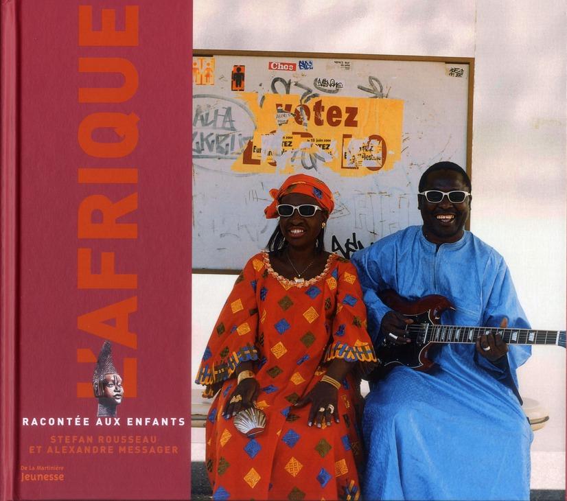 L'AFRIQUE RACONTEE AUX ENFANTS