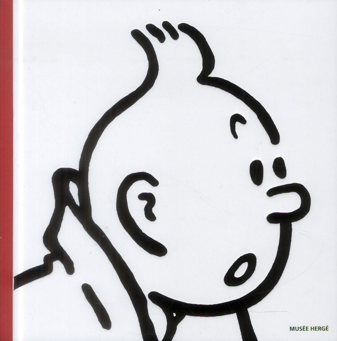MUSEE HERGE - COLLECTION CUBE