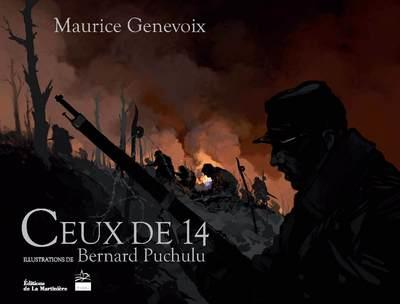 CEUX DE 14 - LIVRE IV LES EPARGES