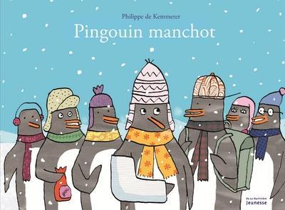 PINGOUIN MANCHOT