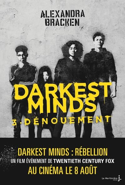 DARKEST MINDS - TOME 3 DENOUEMENT