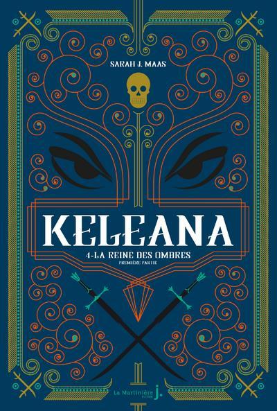 KELEANA - TOME 4 LA REINE DES OMBRES - VOL04