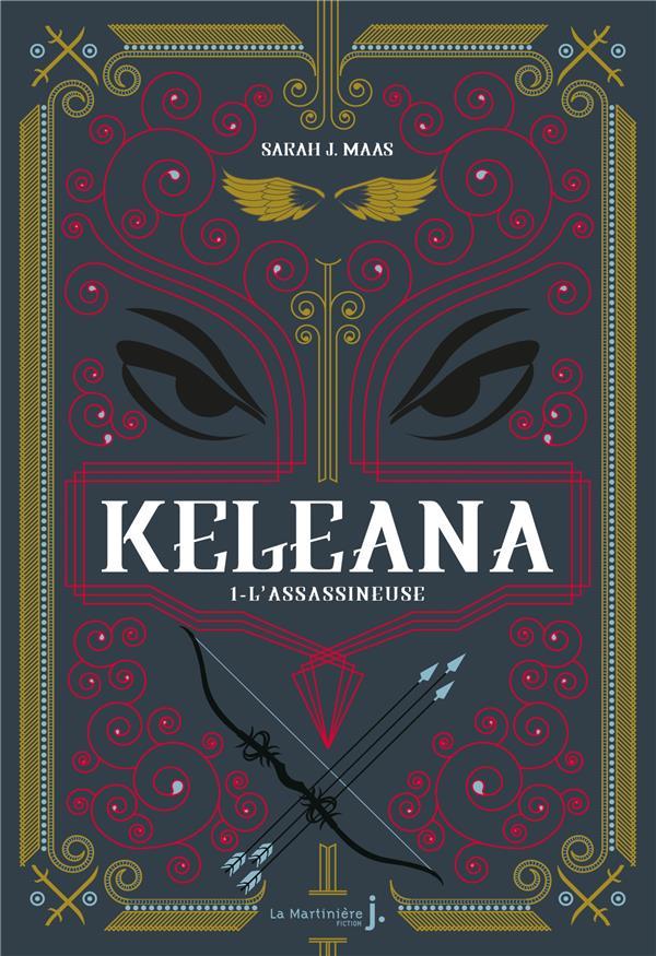 KELEANA - TOME 1 L'ASSASSINEUSE - VOL01