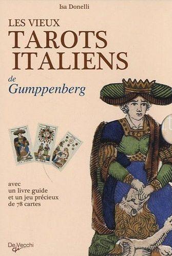VIEUX TAROTS ITALIENS COFFRET (LES)