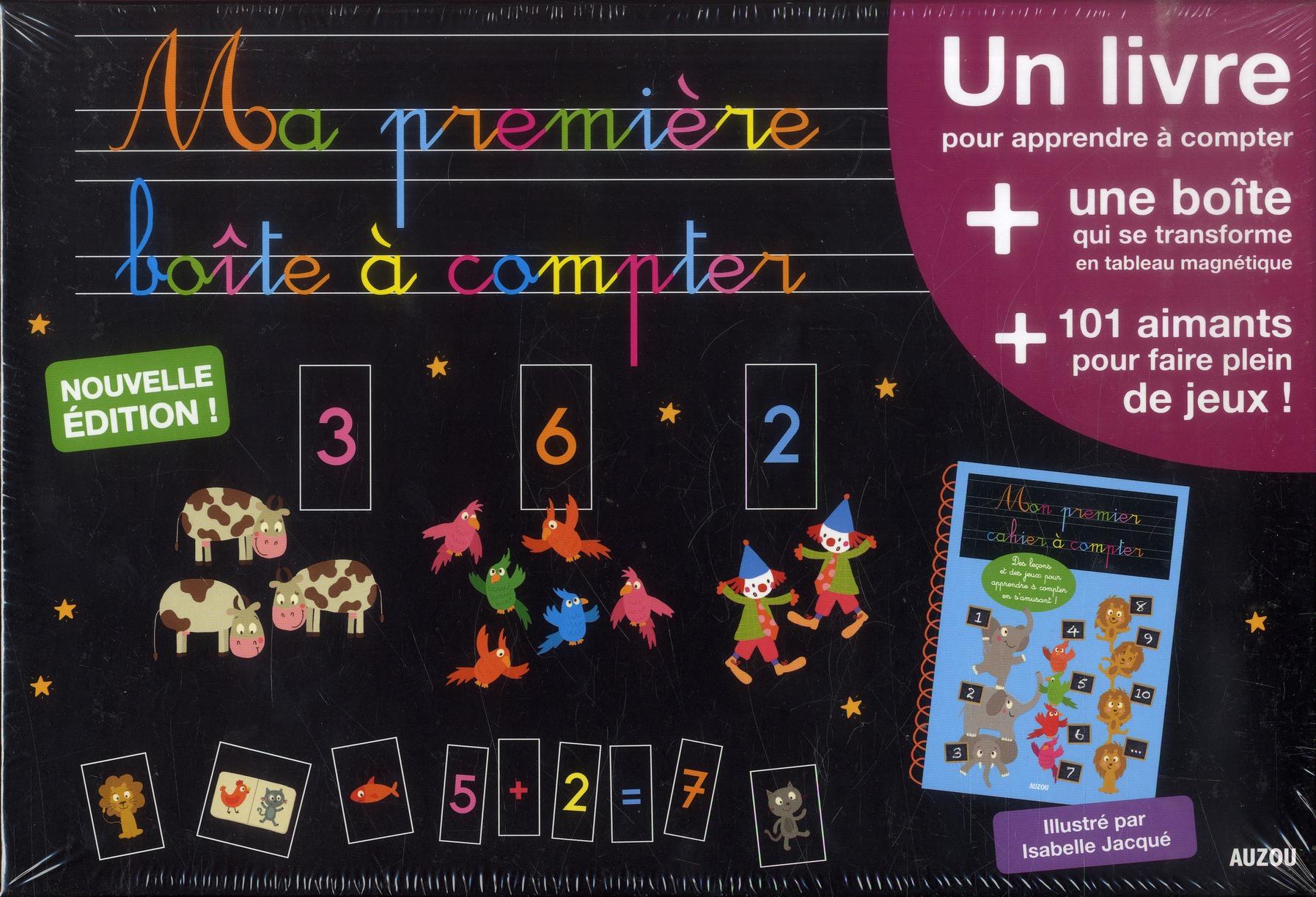 MA PREMIERE BOITE A COMPTER (EDITION 2013)