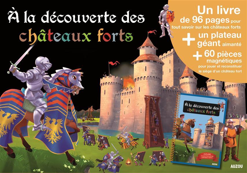 A LA DECOUVERTE DES CHATEAUX FORTS