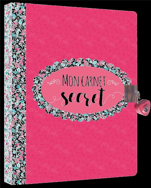 MON CARNET SECRET EN LIBERTY