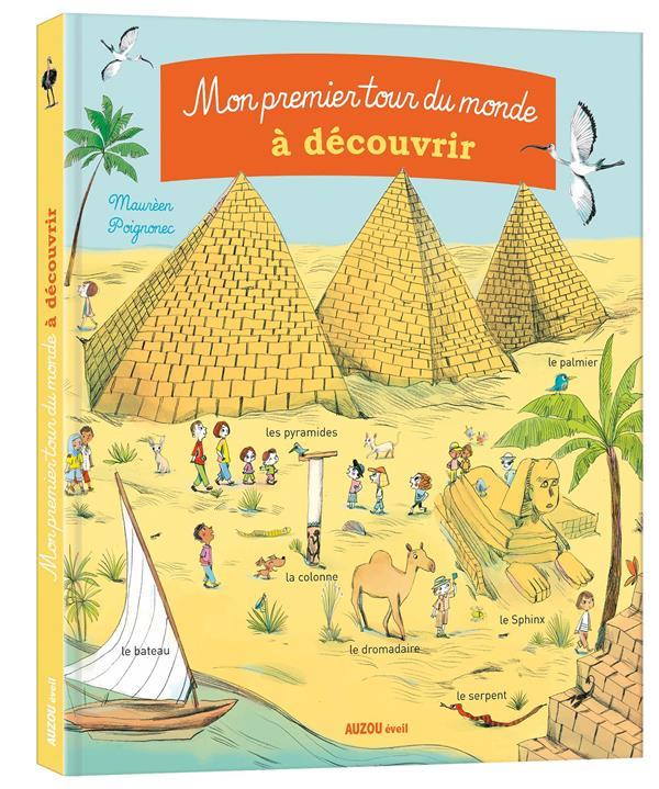 MON PREMIER TOUR DU MONDE A DECOUVRIR