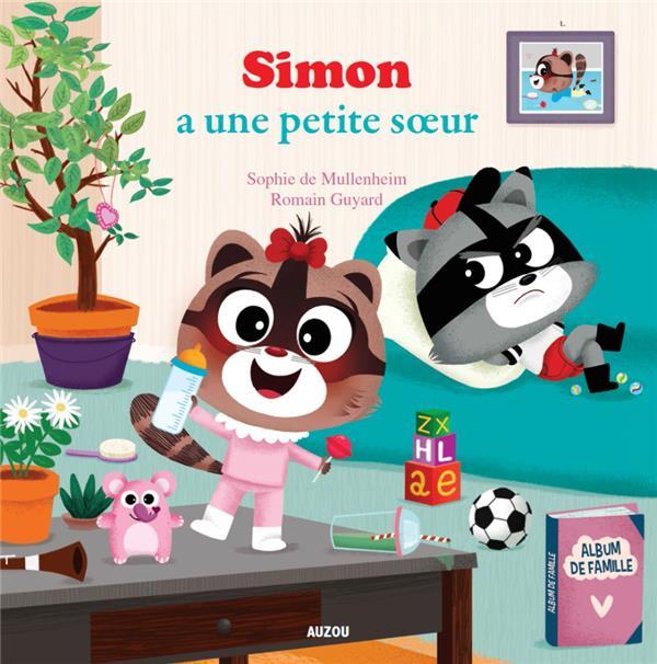 MES P'TITS ALBUMS - SIMON A UNE PETITE SOEUR