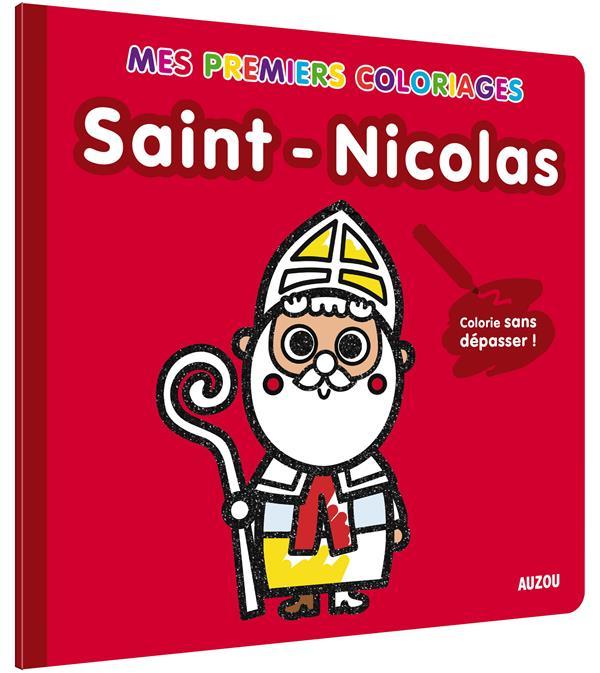SAINT-NICOLAS (COLL. MES PREMIERS COLORIAGES)