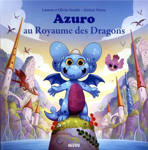 AZURO AU ROYAUME DES DRAGONS