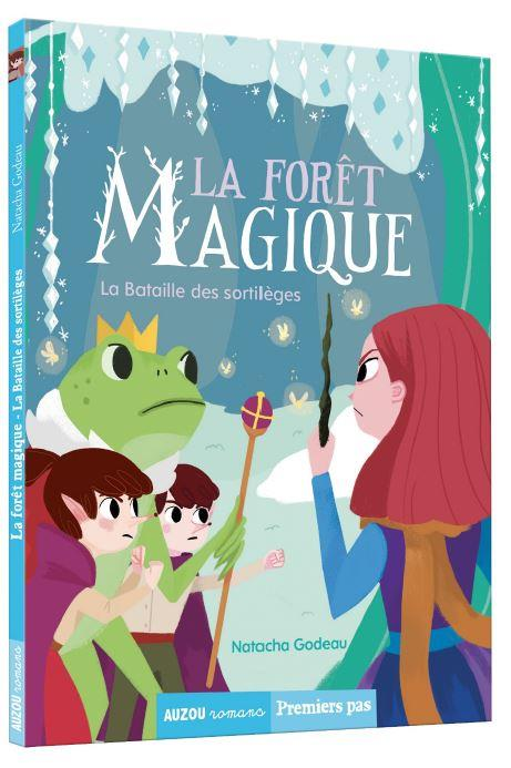 LA FORET MAGIQUE - TOME 3 LA BATAILLE DES SORTILEGES