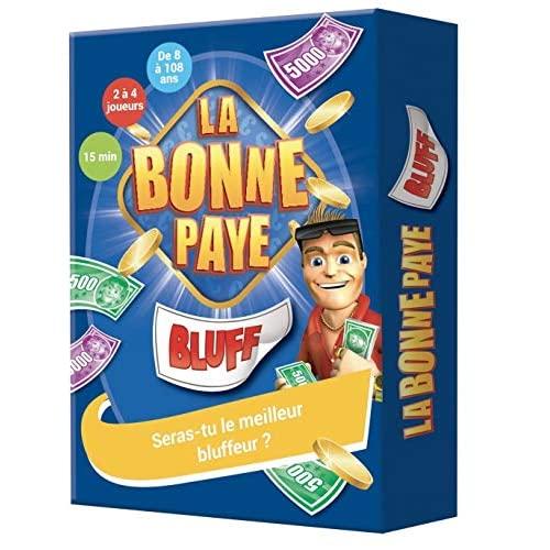 LA BONNE PAYE - BLUFF - SERAS-TU LE MEILLEUR BLUFFEUR ?