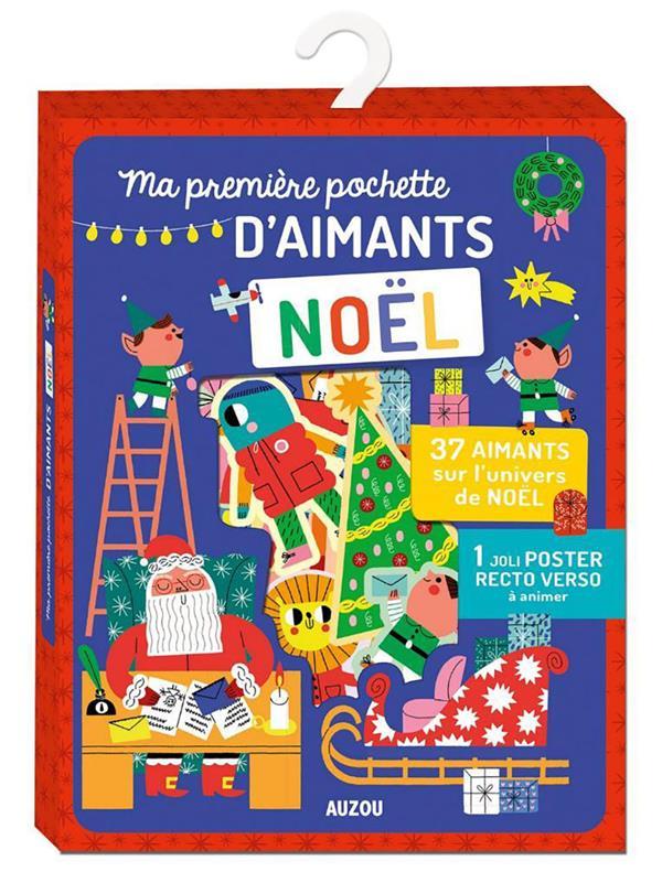 MA POCHETTE D'AIMANTS - NOEL