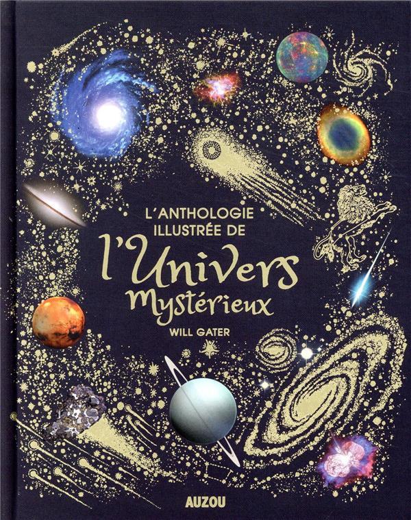 L'ANTHOLOGIE ILLUSTREE DE L'UNIVERS MYSTERIEUX