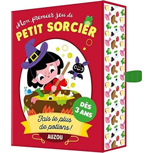 MON PREMIER JEU DE PETIT SORCIER - FAIS LE PLUS DE POTIONS !