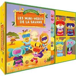 LES MINI-HEROS DE LA SAVANE