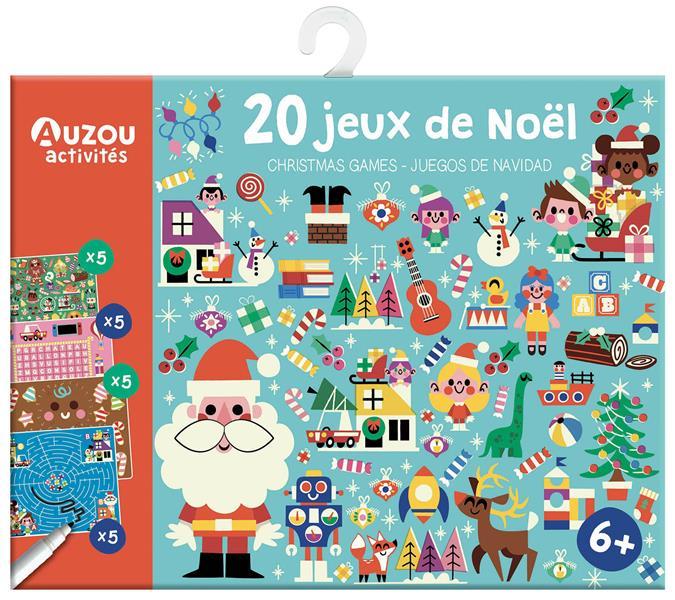 20 JEUX DE NOEL