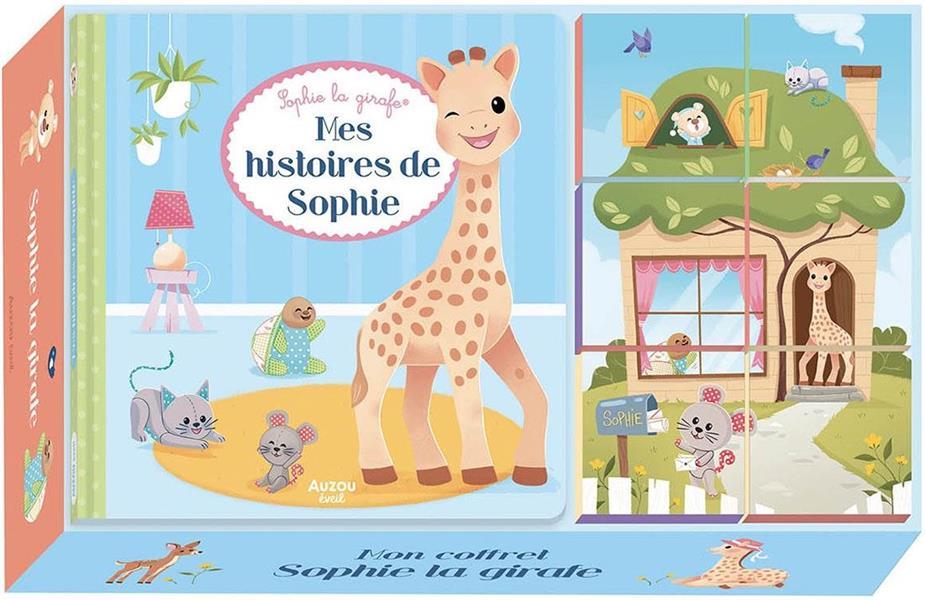 SOPHIE LA GIRAFE - MES HISTOIRES DE SOPHIE