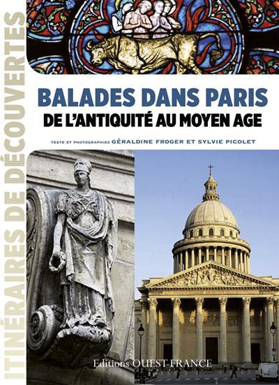BALADES DANS PARIS ANTIQUITE/MOYEN AGE (ID)