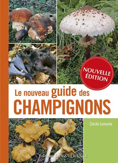 NOUVEAU GUIDE DES CHAMPIGNONS (CS7912)