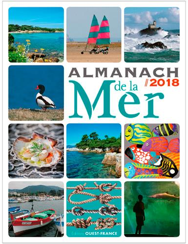 ALMANACH DE LA MER 2018