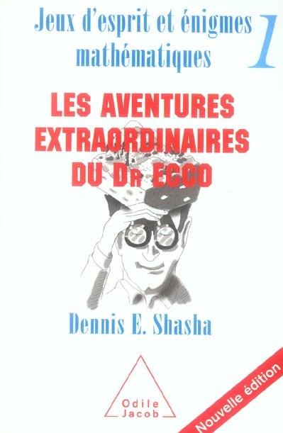 JEUX D'ESPRIT ET ENIGMES MATHEMATIQUES 1 (NOUVELLE EDITION)